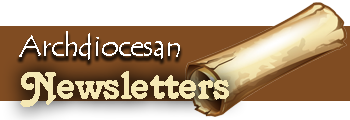 Archdiocesan Newsletters